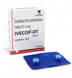 Ivecop Tablets (Ivermectin)